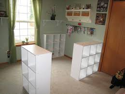 Craft Table Desk Do It Yourself White Craft Desk