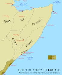 Cape Horn Map History Of Medieval Somalia Explained Through Maps Explorations