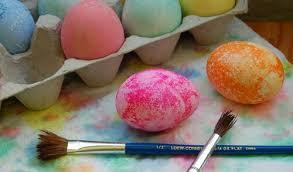 eco easter eggs green easter tips