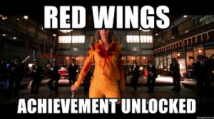 Red Wings Meme - red wings achievement unlocked killing pms meme generator