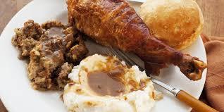 thanksgiving amazing traditional southern thanksgivinginner menu