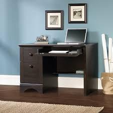 O Sullivan Computer Desk With Hutch by Amazon Com Sauder Harbor View Computer Desk In Antique Black
