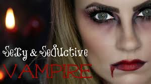 seductive vampire halloween makeup tutorial angela lanter