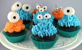 Monster Halloween Cupcakes 40 Beguiling Monster Cupcakes