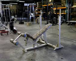 custom built adjustable olympic bench press with digital camo