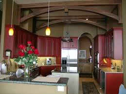 best color to paint kitchen painted kitchen cabinets ideas to create a caribbean decor rooms