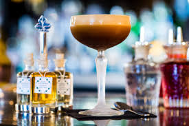 salted caramel martini recipe recipe salted caramel espresso martini scotsman food and drink