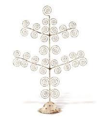 wire tree card holder photo display money tree wedding