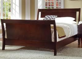 Candiac Upholstered Bedroom Set Ligna Port 4 Piece Sleigh Bedroom Set In Rose Brown