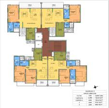 floor plans kohinoor city at mumbai kohinoor group noida
