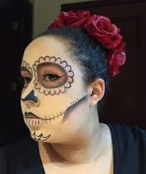 Sugar Skull Halloween Makeup Tutorial by Sugar Skull Halloween Makeup Tutorial Ac Makeup