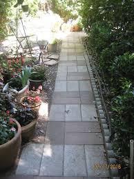 How To Cement A Patio Caps And Bricks Do A Patio Make Hometalk