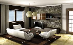 cool contemporary furniture living room with chic modern living