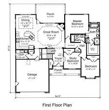 3 Bedroom Floor Plans With Garage 72 Best Floorplans With Bedrooms Grouped Together Images On