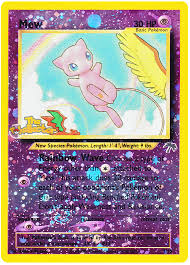 mew southern islands 1 card