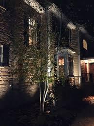 outdoor architectural lighting outdoor lighting perspectives of outdoor lighting beautifully enhances the stones texture in bridgewater nj