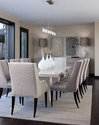 Dining Room Sets With Fabric Chairs by 15 Pictures Of Dining Rooms Room Ideas Modern And Room