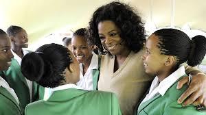 Oprah Winfrey Resume Oprah Winfrey Television Producer Talk Show Host Film Actress