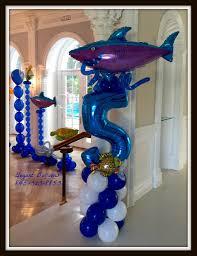 Elegant Balloon Centerpieces by Sharkballoons Sharks Elegantballoons Elegant Balloons