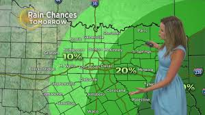 Dallas Weather Map by Anne Elise Parks U0027 Weather Forecast Cbs Dallas Fort Worth