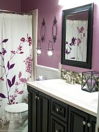 White And Black Bathroom Ideas Colors Best 25 Purple Bathrooms Ideas On Pinterest Purple Bathroom