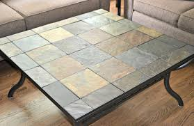 Slate Top Coffee Table Chic Slate Top Coffee And End Tables 21 In Beautiful End Tables