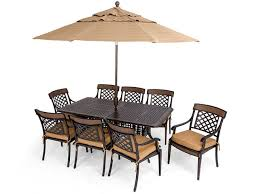 Fortunoff Backyard Store by Lexington 9 Pc Dining Set Fortunoff Backyard Store