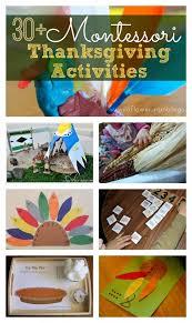 montessori thanksgiving activities wildflower ramblings