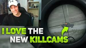 pubg killcam i love the new pubg killcams new pubg update 2 new weapons new