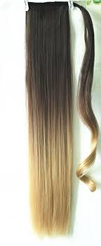 ombre hair extensions uk 22 clip in hair extensions wrap around ponytail