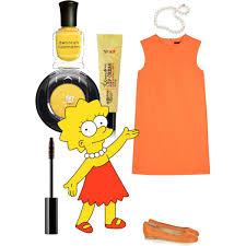 Lisa Simpson Halloween Costume Lisa Simpson Character Costume Polyvore