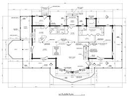 Runner Up Best Multi Level Log Home Plan Barna Log Homes Home Plans