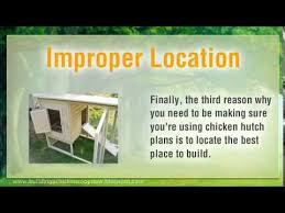 Small Backyard Chicken Coop Plans Free by Chicken Coop Plans And Designs Tips Free Tips To Build Diy