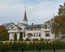 Scandinavian Style House Norwegian