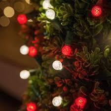 starlight led christmas lights red led starlight sphere red led and christmas lights