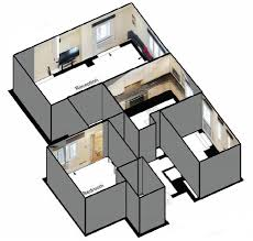 Floor Planning Rent3d Floor Plan Priors For Monocular Layout Estimation