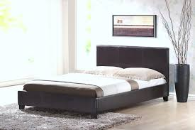 Size Double Bed Venice Faux Leather Bed Frame Mattress Online