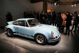porsche 911 singer price up with the singer 911 in drive cult