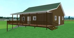 cabin plans with basement plans cabin plans with walkout basement walk out plan mountain