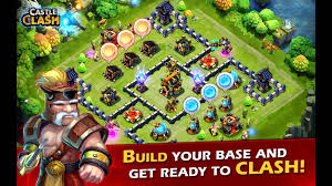 game castle clash mod apk castle clash 1 2 82 mod apk mod hack youtube