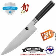 shun kitchen knives chef s knife 20cm shun knives the steak co