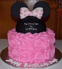 roses u0026 minnie mouse 3 layer 8