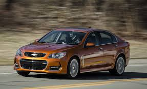 chevrolet ss reviews chevrolet ss price photos and specs car