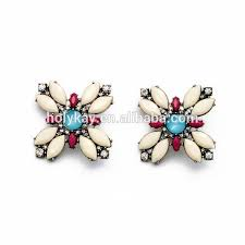 stud earrings online earrings colorful acrylic embellished cheap wholesale stud
