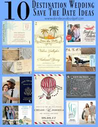 destination wedding save the date ideas destination 10 destination wedding save the date ideas a bride on a budget