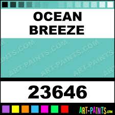 ocean breeze artist acrylic paints 23646 ocean breeze paint