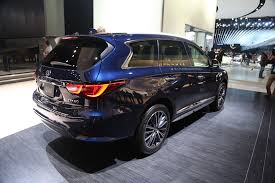 nissan infiniti qx60 2016 infiniti qx60 updated with fresh looks new safety features