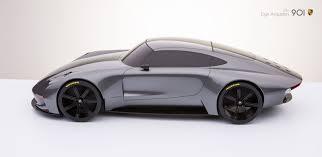 porsche concept sketch porsche 901 design concept reimagines the iconic 911