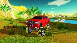 jeep cartoon offroad drive offroad derby monster truck simulator 2017 android apps on