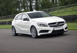 reviews of mercedes a class mercedes a class review carwow